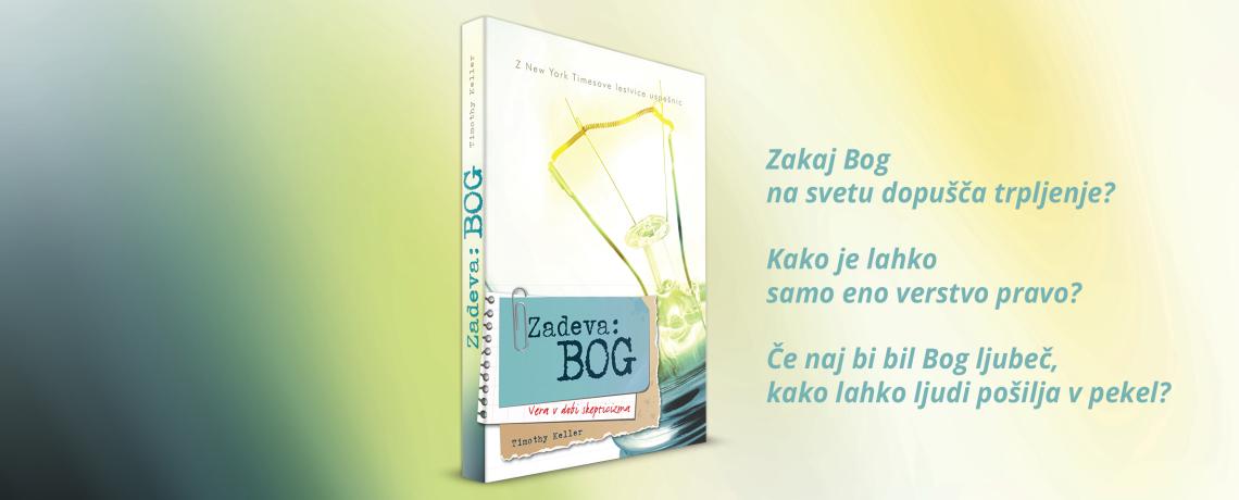Knjiga Zadeva: Bog